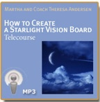 How To Create A Starlight Vision Board
